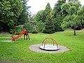 Klimkovice, Zámecká zahrada, dětské hřiště (2).jpg