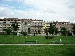 Koševo Park, Sarajevo