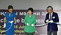 Korea President Park Exhibition PEOPLE Opening 02 (14307511007).jpg