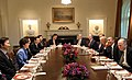 Korea President Park White House Lunch 20130507 04.jpg