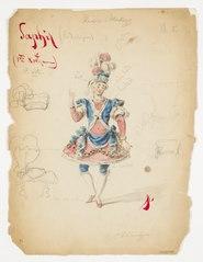 Kostymskiss av Fritz Ahlgrensson