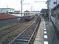 Kotoden Nagao station kounai.jpg