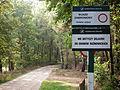 Kowanowko forests, gm. Oborniki (dojazd do Grobow Roznowskich).JPG