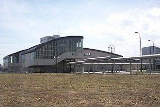 Kozurushinden Station - Kozurushinden Station, September 2007