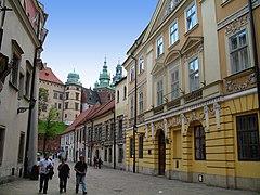 Kraków Kanonicza Wawel.JPG