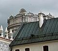 Krasiczyn Castle Papal Tower 02.09.2010 p.jpg