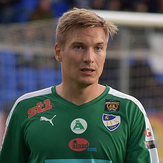 Kristian Kojola Finnish footballer