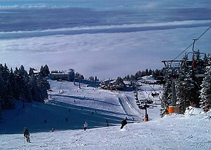 Krvavec Ski Resort - Image: Krvavec Ski Resort