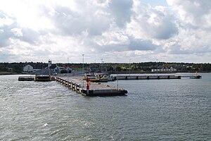Kuivastu - Image: Kuivastu sadam