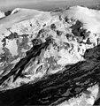 Kukak Glacier, mountain glacier with bergschrund, August 24, 1960 (GLACIERS 7018).jpg