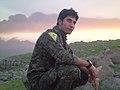 Kurdish YPG Fighter (14466276019).jpg