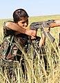 Kurdish YPG Fighter (16064240917).jpg