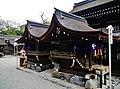 Kyoto Shimogamo-jinja Innerer Hof 5.jpg