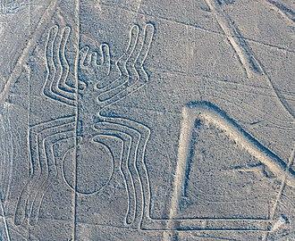 Nazca Lines - Image: Líneas de Nazca, Nazca, Perú, 2015 07 29, DD 54