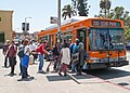 LA Metro 200 bus stop on Alvarado Street.jpg