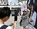 LG전자, 'LG G3' 신촌 길거리 축제 진행 - 14387076296.jpg