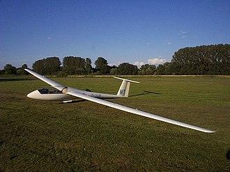 Rolladen-Schneider LS6 - Image: LS6
