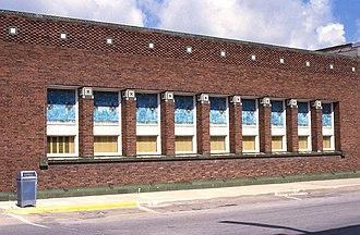 Henry Adams Building - Image: LS Adams Building 2use