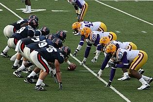 The 2007 Magnolia Bowl