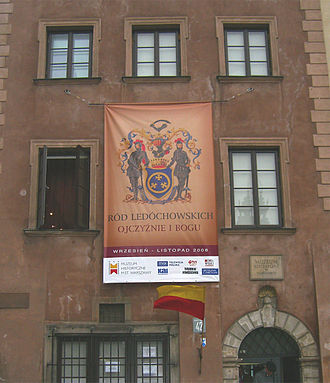 Ledóchowski - Ledóchowski Family Exhibition at the Historical Museum Warsaw in 2008