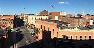 La Crosse, Wisconsin - Downtown Historic District