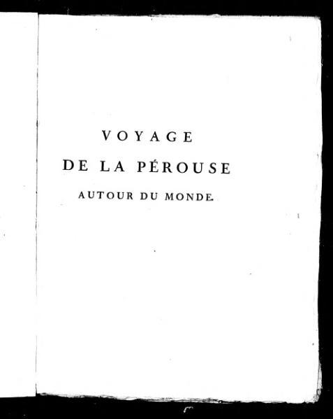 File:La Pérouse - Voyage de La Pérouse, Tome 3.djvu