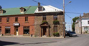 La Prairie, Quebec - Old La Prairie