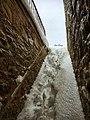 La Rocca e la Galaverna....ghiaccio sulla neve8.jpg