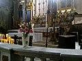 La Roya Saorge Eglise Saint-Sauveur Choeur Autel - panoramio.jpg