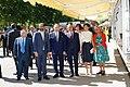 La alcaldesa en funciones acompaña a la Reina en la inauguración de la Feria del Libro 02.jpg