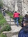La strada verso il castello di Pietrapertosa 5.jpg