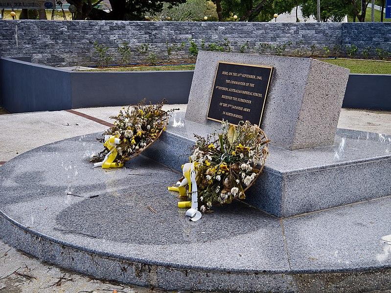 Surrender Point Memorial