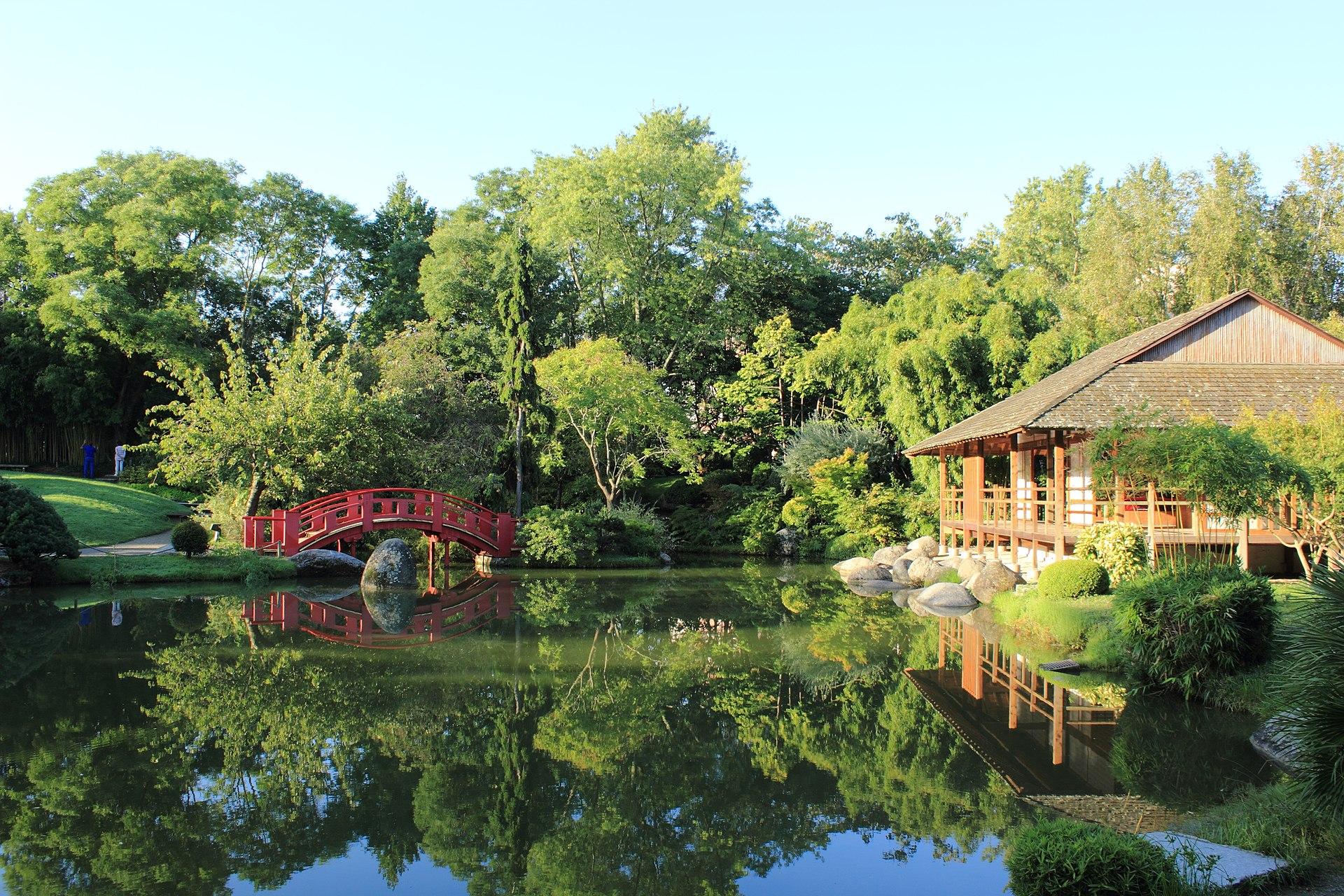 le jardin du zen
