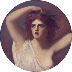 Lady Emma Hamilton, as Cassandra, by George Romney.jpg