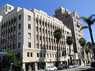 Stella Araneta - The historic Lafayette Hotel, where Marquez won the first Miss International title in 1960. Since 1969, it has served as a luxury condominium building.
