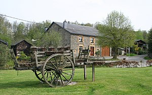 Laforêt - Cart in Laforêt