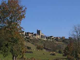 Lagor - A general view of Lagor