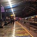Lajpat Nagar Metro Station Platform.jpg