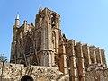 Lala Mustafa Pasa Camil - Former Cathedral of Agios Nikolaos - Magusa (Famagusta) - Turkish Republic of Northern Cyprus (28600087636).jpg