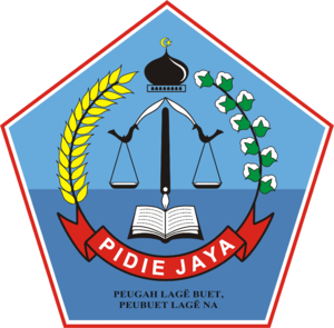 Pidie Jaya Regency - Image: Lambang Kabupaten Pidie Jaya
