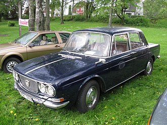 Lancia Flavia - Flavia Series II sedan (819)