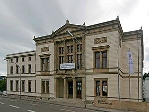 Landtag of Saarland - Image: Landtag des Saarlandes