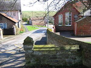 Langtoft, East Riding of Yorkshire - Langtoft primary school