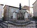 Largentière - Monument aux morts - Côté gauche et arrière.jpg