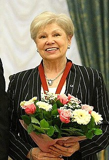 Larisa Latynina Soviet gymnast