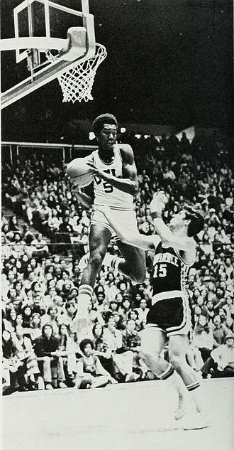 Larry Farmer (basketball) - Farmer from 1972 UCLA yearbook
