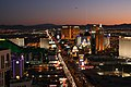 Las Vegas Strip from Paris to MGM - panoramio.jpg