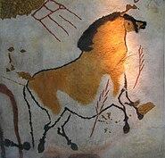 Lascaux, horse