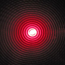 Diffraction Pattern for an Array of Apertures?