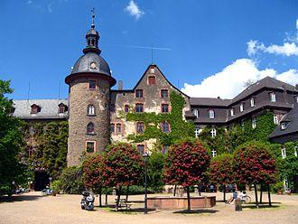 Solms-Laubach - Laubach Castle